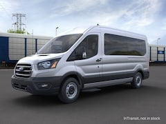 New 2020 Ford Transit-350 Passenger XL Wagon Medium Roof Van 1FBAX2C85LKB70011 in Long Island