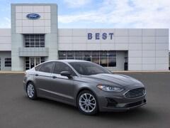 New 2020 Ford Fusion Hybrid SE Sedan Nashua, NH