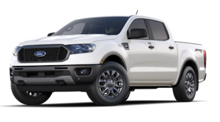 2021 Ford Ranger XLT 4x4 XLT  SuperCrew 5.1 ft. SB