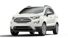 2021 Ford EcoSport SE SUV for sale in Jacksonville at Duval Ford