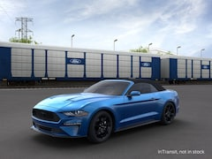 New 2020 Ford Mustang Ecoboost Convertible