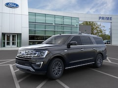 New 2020 Ford Expedition Max Limited SUV in Auburn, MA