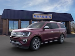 New 2020 Ford Expedition Platinum SUV in Great Bend near Russell