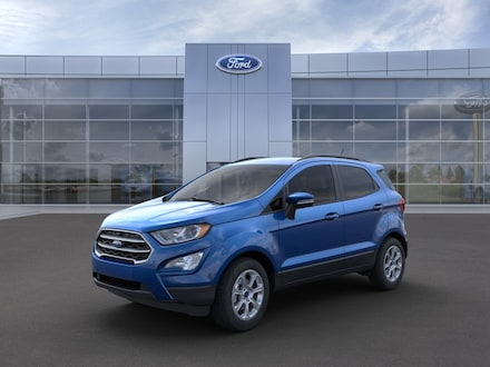 2020 Ford EcoSport SE 4WD AWD SE  Crossover