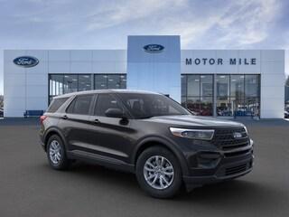 New 2021 Ford Explorer SUV in Christiansburg, VA