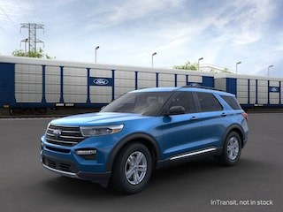 2021 Ford Explorer XLT SUV