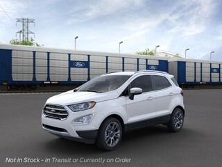 2021 Ford EcoSport Titanium Crossover MAJ3S2KE0MC439396
