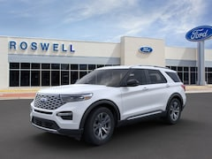 New 2020 Ford Explorer Platinum SUV For Sale in Roswell, NM