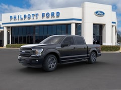 2020 Ford F-150 XLT (XLT 4WD SuperCrew 5.5 Box) Truck SuperCrew Cab