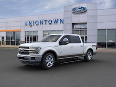 New 2020 Ford F-150 King Ranch 4x4 King Ranch  SuperCrew 5.5 ft. SB for Sale in Uniontown, PA