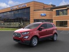 New 2020 Ford EcoSport SE Crossover for sale near Farmington, MI