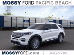 2020 Ford Explorer Limited Limited RWD for sale in San Diego at Mossy Ford
