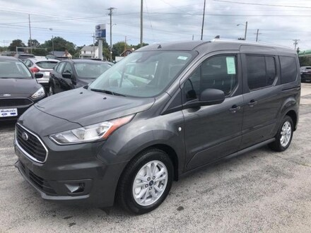 2019 Ford Transit Connect Wagon XLT Wagon
