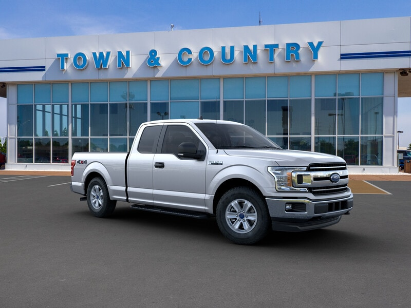 Featured new 2019 Ford F-150 XLT Truck SuperCab Styleside for sale in Evansville, IN