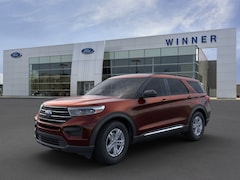 New 2020 Ford Explorer XLT SUV for sale in Dover, DE