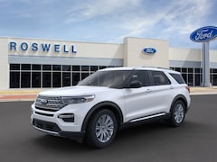 New 2021 Ford Explorer Limited SUV For Sale in Roswell, NM