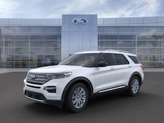 New 2021 Ford Explorer Limited SUV 1FMSK8FH1MGA14058 for sale in Imlay City