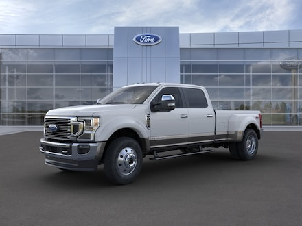 2021 Ford Superduty F-450 King Ranch Truck