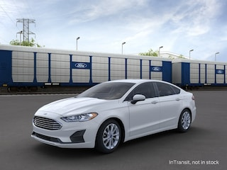 New 2020 Ford Fusion SE Sedan For Sale Great Bend KS