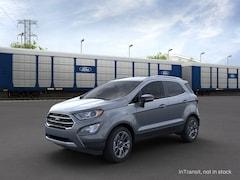 2021 Ford EcoSport Titanium Crossover