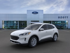 New 2020 Ford Escape SE SUV 1FMCU9G67LUB00752 in Holly, MI