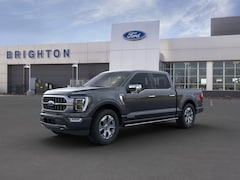 New 2021 Ford F-150 Platinum Truck SuperCrew Cab for Sale in Brighton, CO