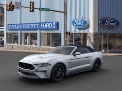 New 2020 Ford Mustang GT Premium Convertible for Sale in Butler, PA