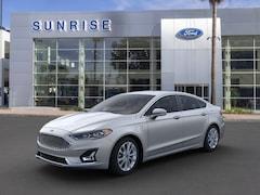 2020 Ford Fusion Energi Titanium FWD sedan