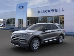 New 2020 Ford Explorer Limited SUV for sale in Plymouth, MI