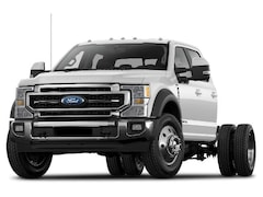 2020 Ford F-450 Chassis XLT Truck Chassis