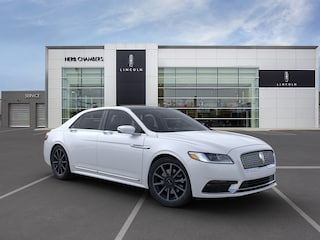 New 2020 Lincoln Continental Reserve Sedan Norwood