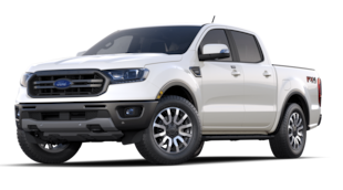 2020 Ford Ranger Truck SuperCrew 4X4