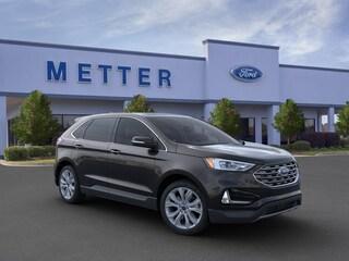 New 2020 Ford Edge Titanium SUV for sale in Metter, GA