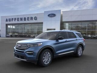 New 2020 Ford Explorer Limited SUV in O'Fallon, IL