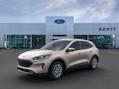 New 2020 Ford Escape SE SUV 1FMCU9G61LUA62175 in Holly, MI