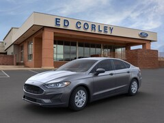 New 2020 Ford Fusion S Front-wheel Drive Sedan 3FA6P0G78LR201051 Gallup, NM