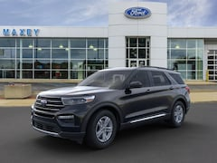 2020 Ford Explorer XLT SUV for sale in Detroit at Bob Maxey Ford Inc.