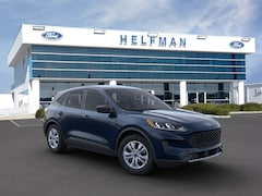 New 2021 Ford Escape S SUV 1FMCU0F65MUA31512 for Sale in Stafford, TX at Helfman Ford