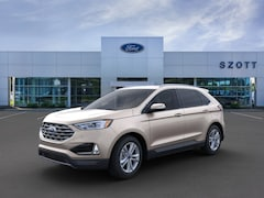 New 2020 Ford Edge SEL SUV in Holly, MI