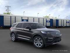 New 2021 Ford Explorer Platinum SUV FAE210281 in Getzville, NY