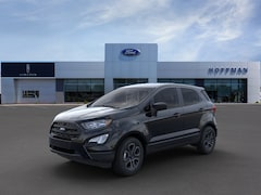 New 2020 Ford EcoSport S SUV for sale in East Hartford, CT.