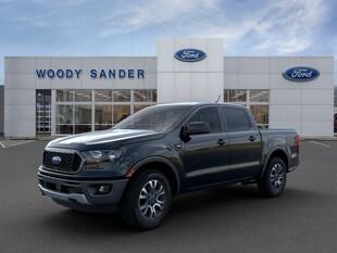 2019 Ford Ranger XLT 4x2 XLT  SuperCrew 5.1 ft. SB Pickup