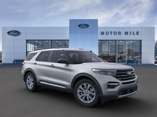 New 2020 Ford Explorer XLT SUV in Christiansburg, VA