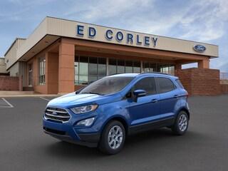 2020 Ford EcoSport SE Front-wheel Drive SUV