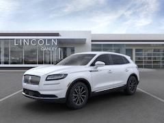 New 2021 Lincoln Nautilus Standard Crossover for sale near Cleveland