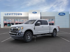 New 2020 Ford F-250 LARIAT Truck Crew Cab 1FT8W2BT5LEC15501 in Long Island