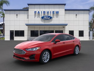 New 2020 Ford Fusion Hybrid SE Sedan 3FA6P0LU5LR113585 For sale near Fontana, CA