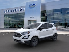 New 2020 Ford EcoSport S SUV for Sale in Bend, OR