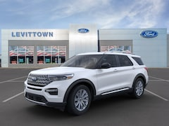 2020 Ford Explorer Limited SUV for sale on Long Island