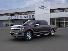 New 2020 Ford F-150 Lariat Truck SuperCrew Cab 1FTEW1EP2LFB88716 in Heidelberg, PA